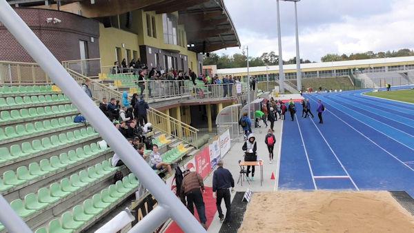 Otwarte Mistrzostwa Kalisza w lekkiej atletyce na wspaniałym obiekcie sportowym