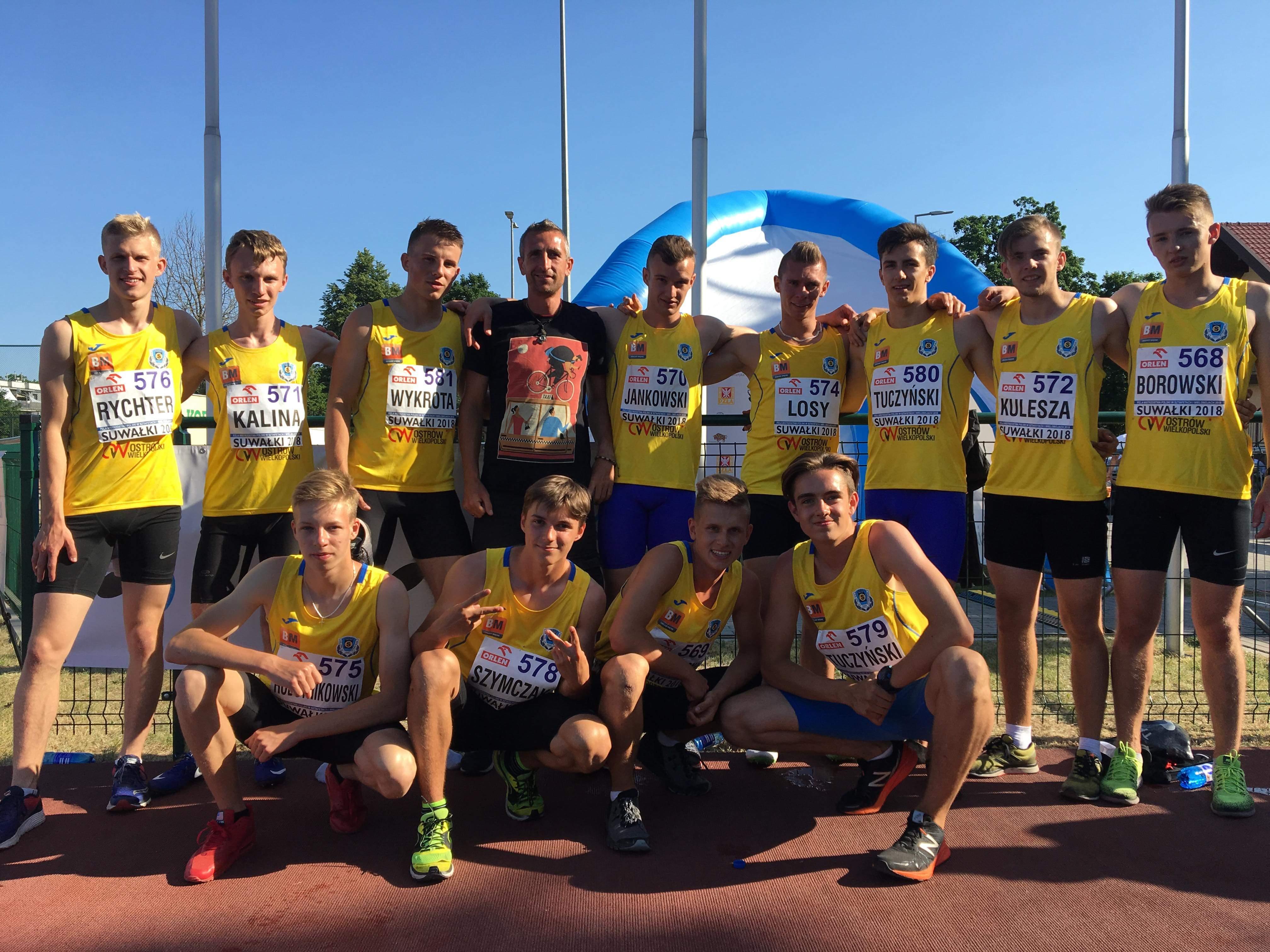 Rok Wielkich Dokonań Lekkoatletów – podsumowanie sportowej i organizacyjnej działalności KS STAL LA