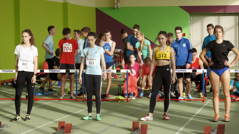 Rekordowy występ – 14 medali – młodych lekkoatletów KS STAL LA w Halowych Mistrzostwach Wielkopolski U16! Zwycięstwo w nieoficjalnej klasyfikacji medalowej w Wielkopolsce