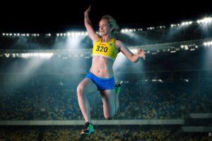 Juniorzy KS STAL LA zdobyli 14 medali Halowych Mistrzostw Wielkopolski. Natalia Benedykcińska najlepszą zawodniczką zawodów – 5,79 m. w skoku w dal