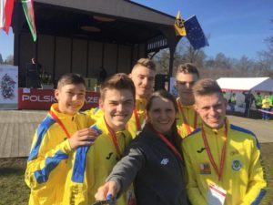 Kacper Adamczak – ósmym zawodnikiem Mistrzostw Polski w Biegach Przełajowych U18. Ekipa ostrowska również na ósmym miejscu w kraju.