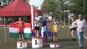 Olga Szlachta i Nikodem Borecki zwyciężają podczas XIV Międzynarodowego Pucharu Lekkoatletycznego! Ogromne osiągnięcie młodych ostrowian!