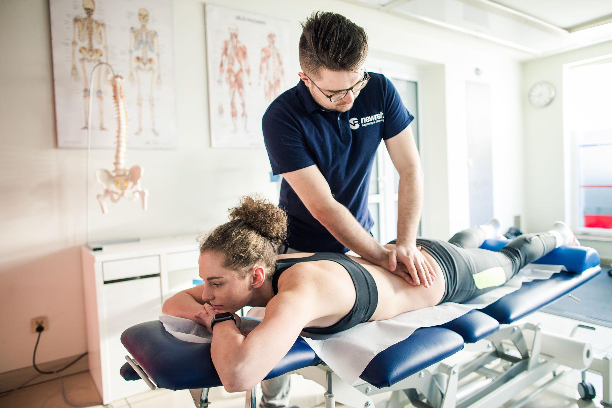 """Powracam do tematu roli medycyny we współczesnym sporcie. Tym razem będzie o fizjoterapii, czyli w naszym przypadku współpracy z """"NewReh – fizjoterapia i sport""""."""