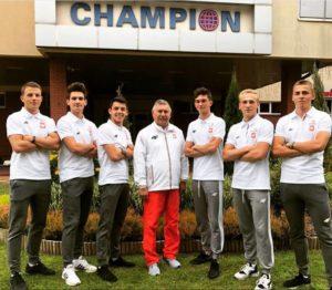 PATRYK WYKROTA ZE STALI LA OSTRÓW WLKP W BORAS!!! Zaczynają się Mistrzostwa Europy U20