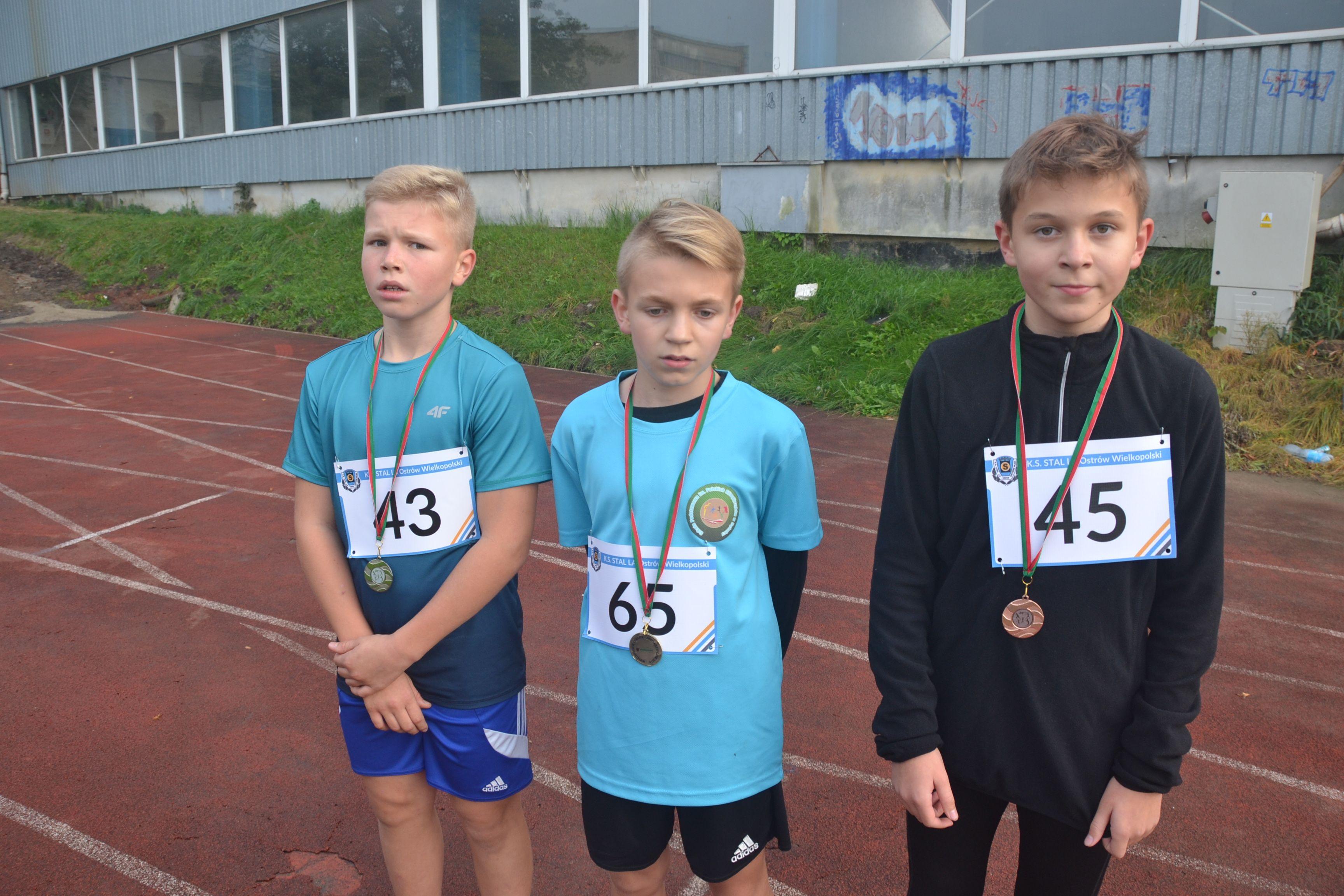 III runda Czwartków Lekkoatletycznych z konkurencją dominującą – 300 m.