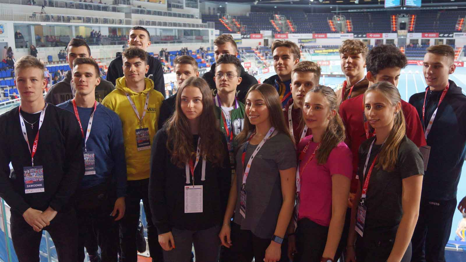 Medale, finałowe pozycje i inne występy lekkoatletów Stali LA Ostrów w Halowych Mistrzostwach Polski U20 i U18 – aż 18 reprezentantów Klubu